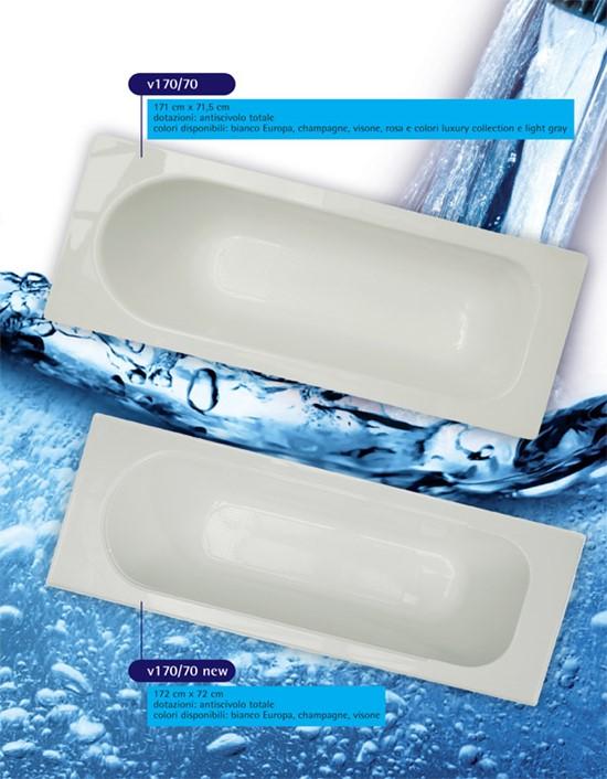 Veneta vasche sostituzione vasca da bagno - Sovrapposizione vasca da bagno ...
