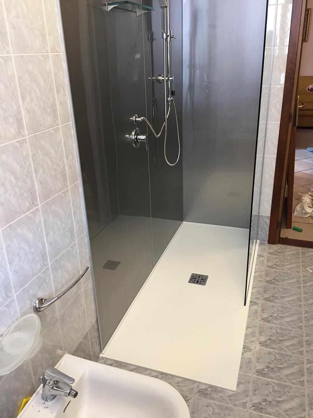 Piatto doccia filo pavimento piatto doccia per disabili - Piatto doccia a filo ...