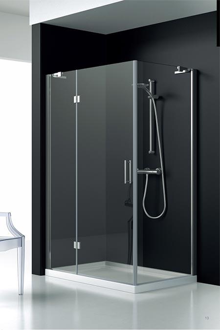 Trasformare vasca da bagno in doccia sarabagno for Accessori per doccia